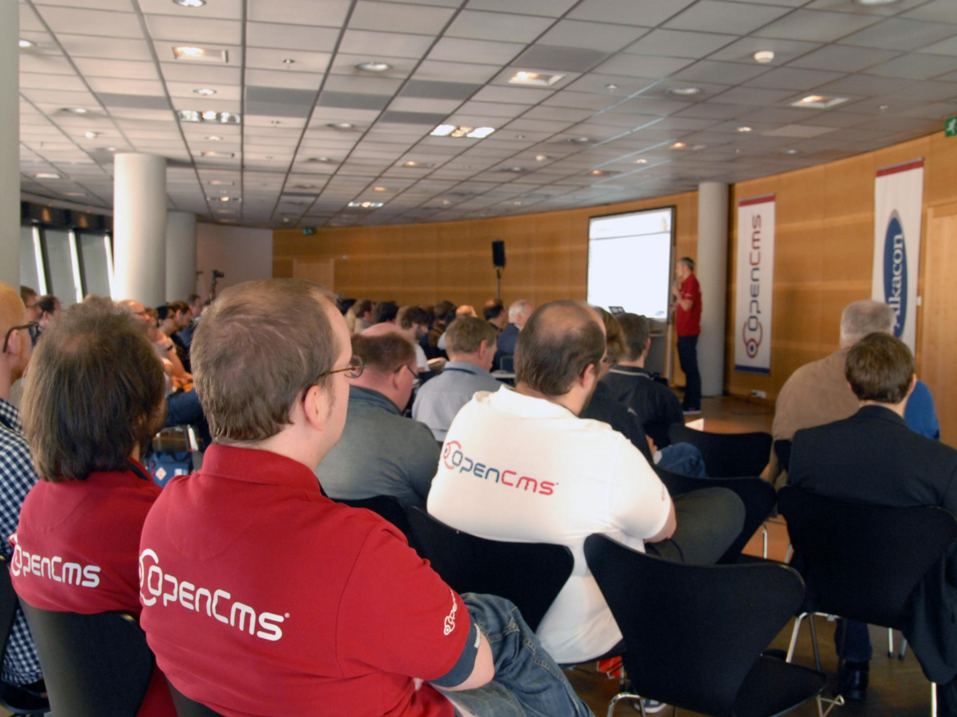 OpenCms Workshops and training courses