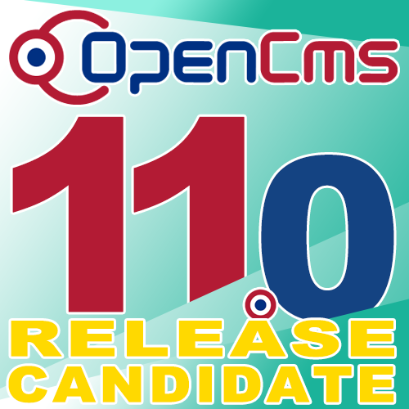 OpenCms 11 Release Kandidat