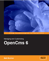 Managing and Customizing OpenCms 6 Websites
