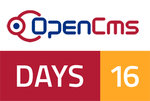 OpenCms Days 2016 - Save the date!